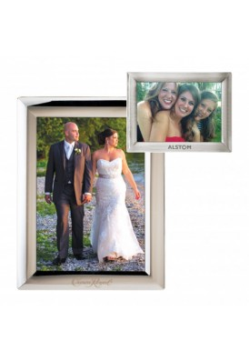 Classic Metal 5 x 7 Photo Frame