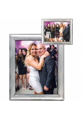 Classic Metal 8 x 10 Photo Frame