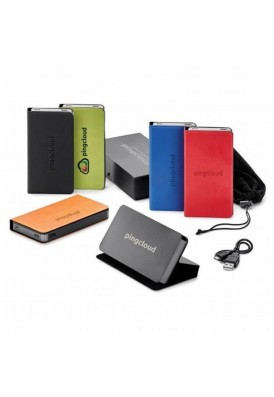Color Leatherette Premium 6000 mAh Powerbank