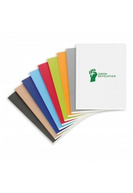 Eco Perfect Bound Notebook 6 x 9
