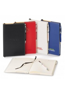 Soft Leatherette Refillable Journal Size Medium