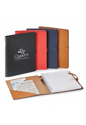 Hotel Quality Italian Style Notebook Set