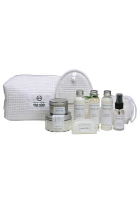 The Perfect Spa Promo Waffle Weave Gift Set