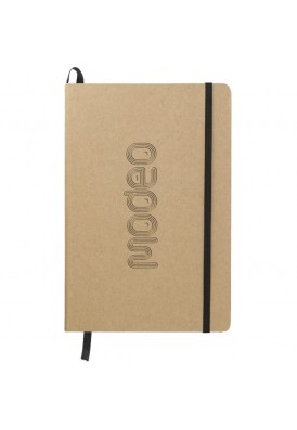 Eco Recycled Paper Board 5.5 x 8.5 Journal
