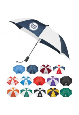 Auto-Open Folding Umbrella