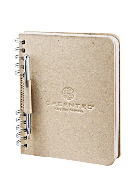 Recycled Cardboard Natural Journal