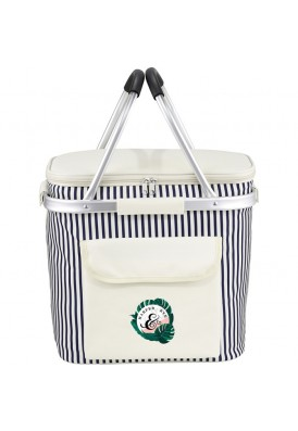 The Hamptons Picnic Cooler Basket