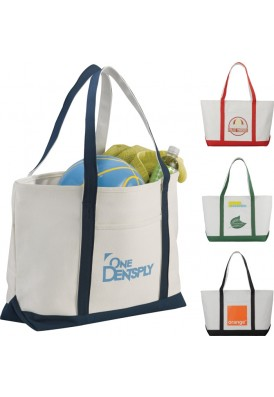 The Heavy Weight 18 Oz Boat Tote Bag II