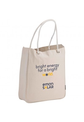 Essential Organic 6 Oz. Cotton Carry-All Tote