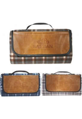 Field & Co.® Picnic Blanket with Carry Strap