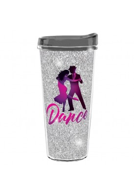 22 Oz Bling Double Wall Insulated Acrylic Tumbler