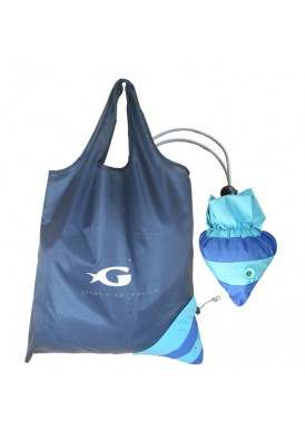 Oceanic Fish Foldable Tote