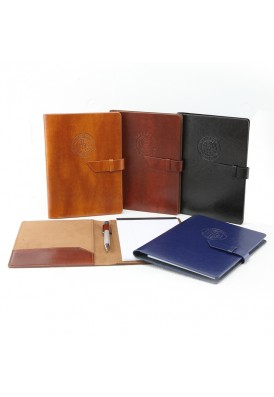 Italian Leatherette Hotel Quality Padfolio Writing Pad Jr.