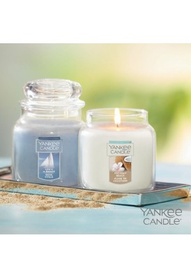 14.5 Oz Personalized Yankee Candle - QUL (Quality)