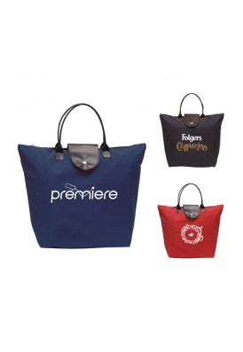 Classic Fold-Up Everyday Tote Bag for All Occassions