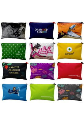 Full Color Sublimated Poly Pouch