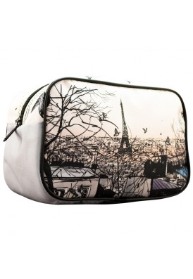 Full Color Sublimated Dopp Kit with Strap