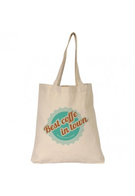 10 Oz Cotton Gusseted Tote Bag