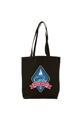 Most Popular 10 Oz Cotton Black Tote Bag