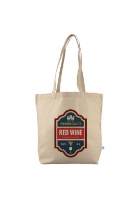 10 Oz Organic Cotton Canvas Tote