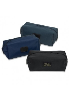 Large Custom Printed Travel Microfiber Amenity Case