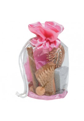 Exfoliate Massage and Scrub-Me Spa Foot Gift Set