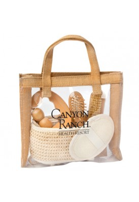 Spa Bath and Massage Gift Set in Jute Bag