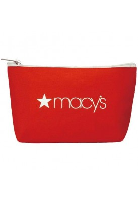 Custom Made Canvas or PolyCanvas Make-Up Bag