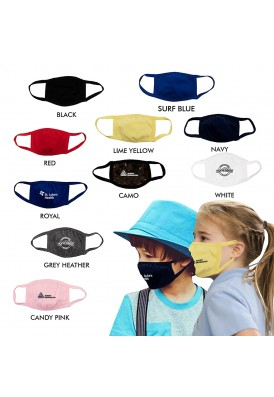 Cotton Multi-Layer Protective Face Mask for Kids