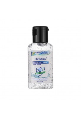 1.75 Oz Gel Hand Sanitizer with High Alcohol Content 75%