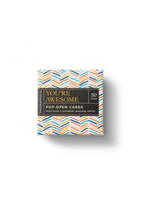 Mini You're Awesome Thoughtful Pop-Up Message Gift Set