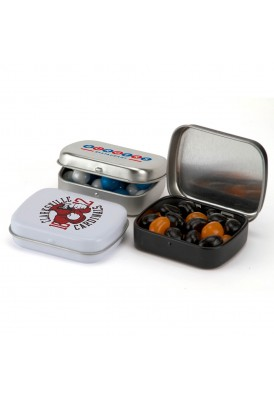 Small Rectangular Mint Tins