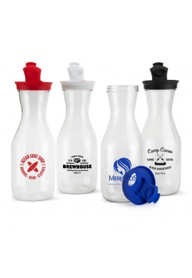 Plastic Carafe for Juices and Drinks