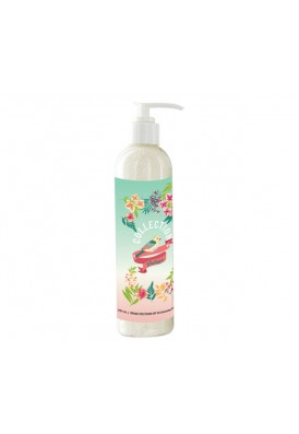 Shimmery Lotion 8 Oz Clear Pump Style Bottle SPF 30