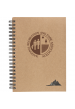 Stone Paper Pages Eco Spiral Notebook 5x7